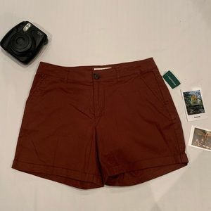 Twik go green high rise shorts